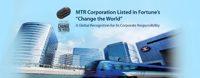 MTR Corporation Fortune Magazine